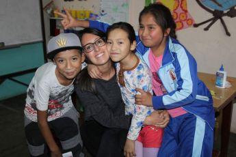 "Leticia Ugalde: ""Vivir en Collique me está aportando puntos de vista que desconocía"""